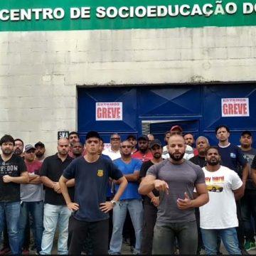Servidores do Degase mantêm greve, apesar de decisão da Justiça
