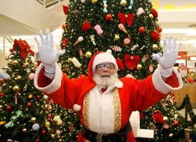 """Shopping Jardim Guadalupe inaugura decoração natalina """"Cidade do Noel"""" no dia 16 de novembro"""