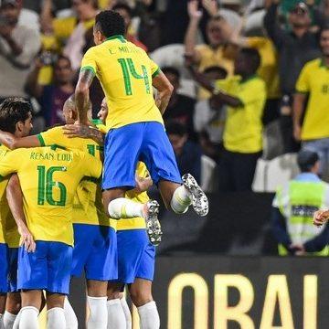 Com gol de camisa 10 e de falta, Brasil volta a vencer: 3 a 0 sobre a Coreia do Sul