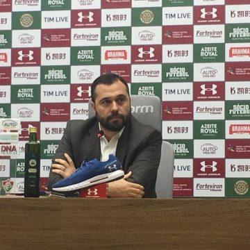 Mário afasta Celso do comando do futebol do Fluminense e garante Marcão até o final do Brasileiro
