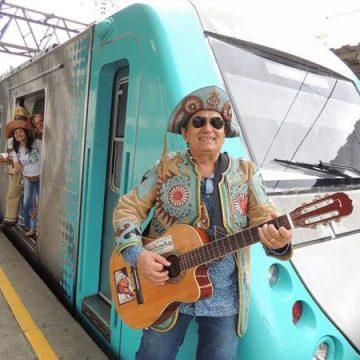 Segunda edição do 'Trem do Forró' parte da Central do Brasil neste sábado