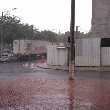 Chuva forte atinge o Rio e causa alagamentos