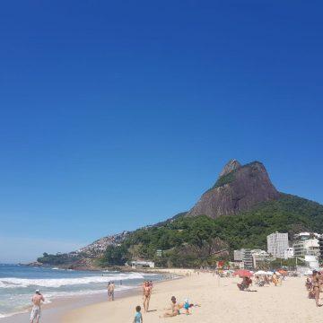 Última semana da primavera no Rio começa com calor de verão, mas temperatura cai a partir de terça