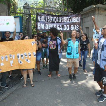 Reunião define os próximos passos da greve na saúde