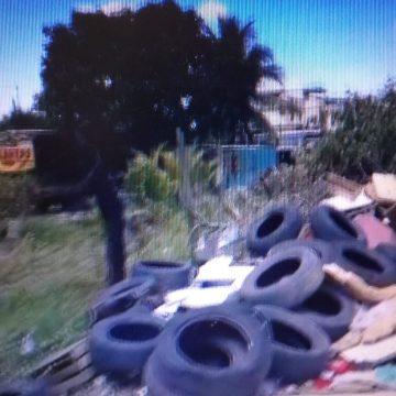 """""""Moradores do Bairro KM 32 na Estrada Velha do Tingui em Nova Iguaçu pedem S.O.S"""