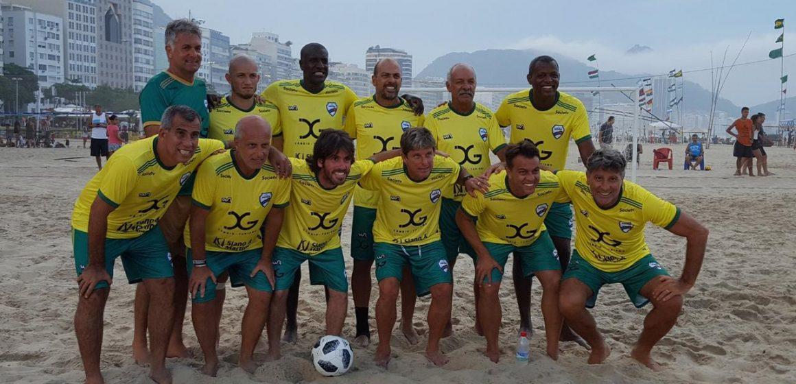 All Star Beach Soccer 2019 arrecadará alimentos para o Mesa Brasil Sesc