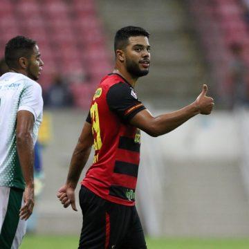 Após ano em que mais atuou no profissional, Leandrinho tem volta ao Botafogo encaminhada