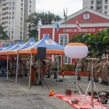 Bombeiros são denunciados pelo Ministério Público por falsidade ideológica
