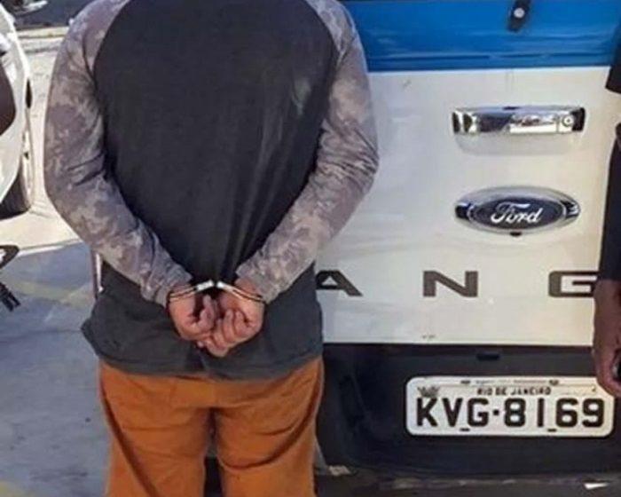 Chefe do tráfico de drogas da Cidade de Deus é preso pela PRF