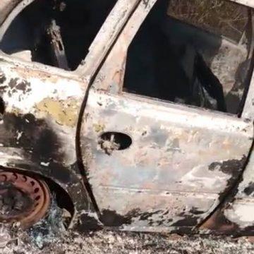 Corpo é encontrado em carro carbonizado de sargento da PM desaparecido no RJ