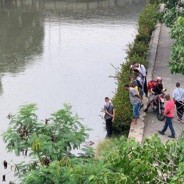 Corpo é encontrado no Canal do Mangue, no Centro do Rio