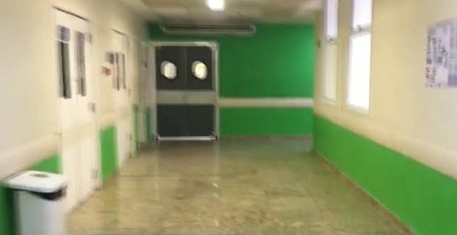 Crise na saúde: com leitos de CTI fechados e corredores e recepção vazios, Pedro II vira 'hospital fantasma'