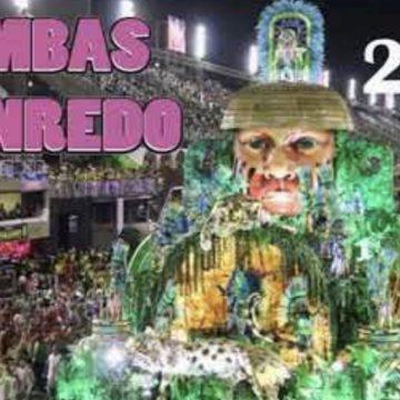 Tudo sobre o lançamento do CD das escolas de samba do grupo especial do Rio.