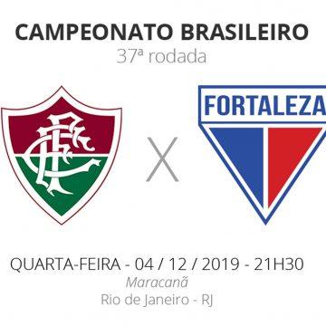 Fluminense x Fortaleza: veja onde assistir, escalações, desfalques e arbitragem