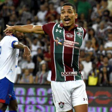 Gilberto fala em tom de despedida do Fluminense e revela promessa de Mário sobre salários atrasados