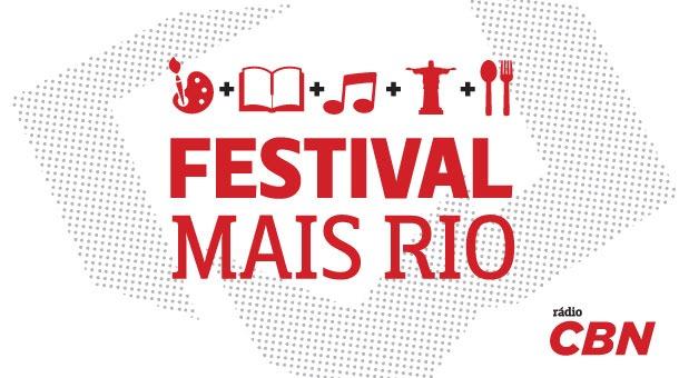 CBN PROMOVE FESTIVAL MAIS RIO NA FUNDIÇÃO PROGRESSO