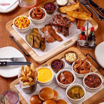 Outback aposta em diferenciação e apresenta duas novas opções de steaks em tábuas para compartilhar
