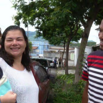Jovem que salvou menino de ataque de pitbull no Rio conta que animal tinha marcas de ferimentos