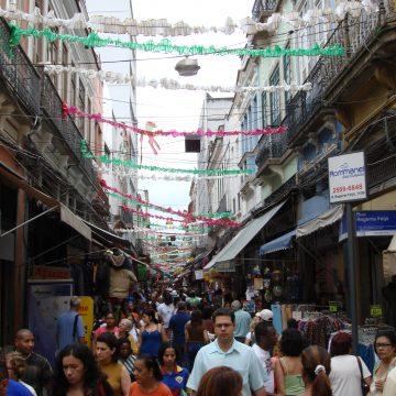 Lojistas do Rio de Janeiro estimam aumento de 3,5% nas vendas de Natal
