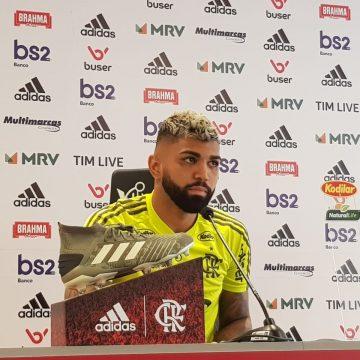 """Na saideira do Flamengo no Maracanã, Gabigol se prepara para possível adeus: """"Especial"""""""
