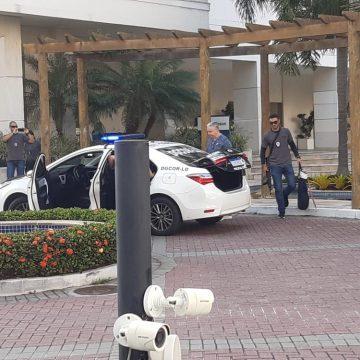 """Polícia Civil inicia """"Operação Cartão Vermelho"""" para investigar arbitragem; Rabello é preso em flagrante"""