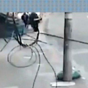 Polícia Civil investiga homens que carregaram morador de rua para a calçada de hospital