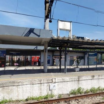 Preso homem que estuprou jovem na estação de trem de Campo Grande