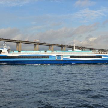 CCR Barcas reduz viagens na linha Praça 15-Niterói e impõe escala para Paquetá