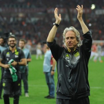 Técnico do Flamengo, Jorge Jesus irá receber Medalha Tiradentes da Alerj na próxima quinta