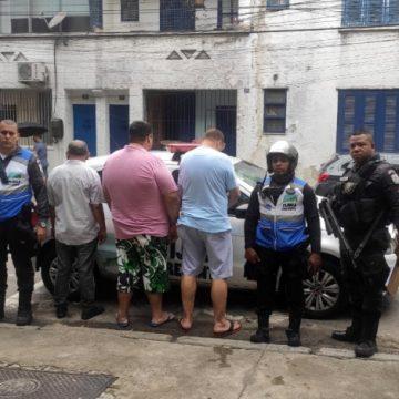 Tijuca Presente prende quadrilha que aplicava golpes contra idosos em bancos