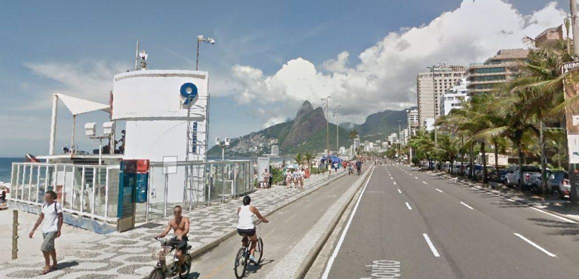 Turistas chilenos são esfaqueados durante assalto em Ipanema, no Rio