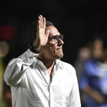 Vanderlei Luxemburgo deixa o Vasco e não será o treinador da equipe em 2020
