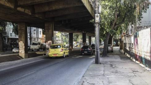 Avenida Paulo de Frontin terá bloqueios para obras a partir de 4 de janeiro