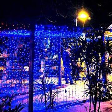Centro de Mangaratiba recebe a casa do Papai Noel