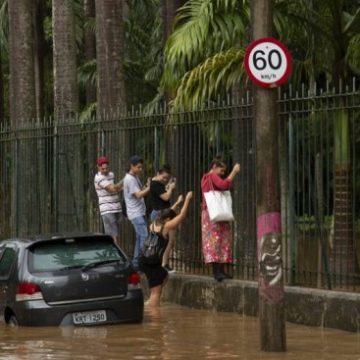 Prefeitura muda projeto de contenção a enchentes no Jardim Botânico