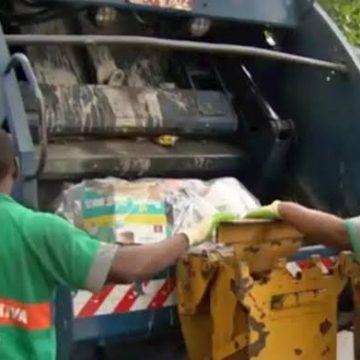 Com dívida, frota que recolhe lixo na Zona Oeste do Rio cai a metade