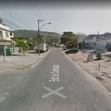 Assaltantes explodem três lojas para tentar roubar caixa eletrônico em Guadalupe