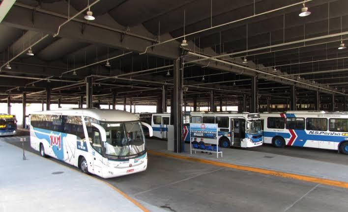 Terminais da Baixada terão ônibus extras neste fim de ano