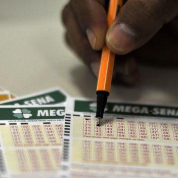 Mega-Sena sorteia prêmio de R$ 25 milhões nesta quarta-feira