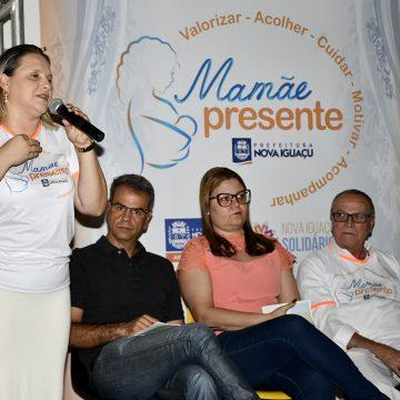 Projeto 'Mamãe Presente' vai acolher iguaçuanas da gestação ao parto