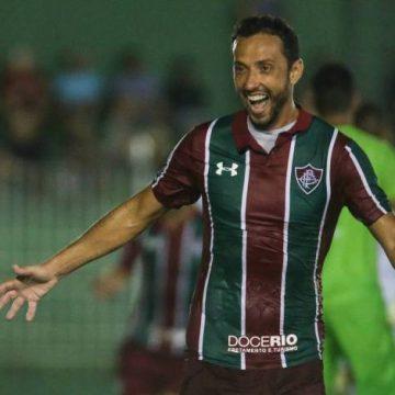 Nenê marca e Fluminense é o único grande a estrear com vitória no Carioca