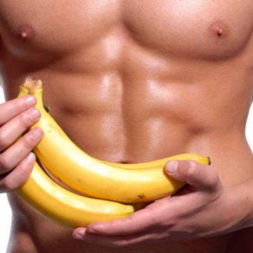 Usar cascas de banana para masturbação vira moda entre homens