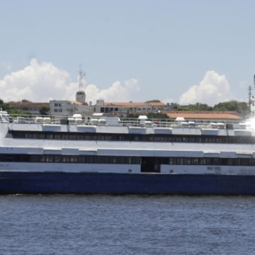 Justiça define horário das barcas que fazem travessia Rio-Paquetá