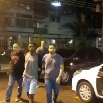 PM prende dentro do Shopping Nova América envolvido na morte de delegado