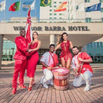 Feijoada Pré-Carnavalesca do Windsor Barra abre temporada de folia
