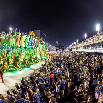 Camarote Allegria aquece os tamborins e dá boas-vindas ao Carnaval 2020