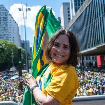 Secretaria de Cultura: Regina Duarte diz que 'ainda está pensando' aceitar o cargo