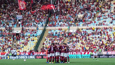 Flamengo fará todos os jogos da Taça Guanabara no Maracanã, mas Ferj vê campo neutro