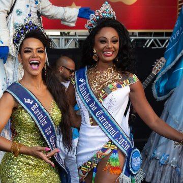 A volta por cima de Camila Silva: ex-Mocidade e Vai-Vai, ela agora é rainha do carnaval carioca