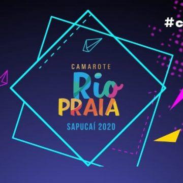 Camarote Rio Praia: Carnaval 2020 com atrações como Diogo Nogueira, Preta Gil Mumuzinho e Jammil
